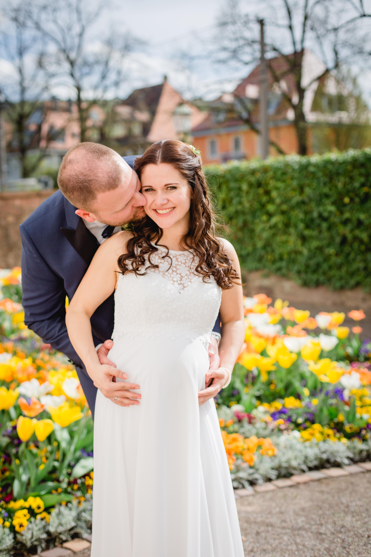 Hochzeitsfotografie Schloss Ettlingen