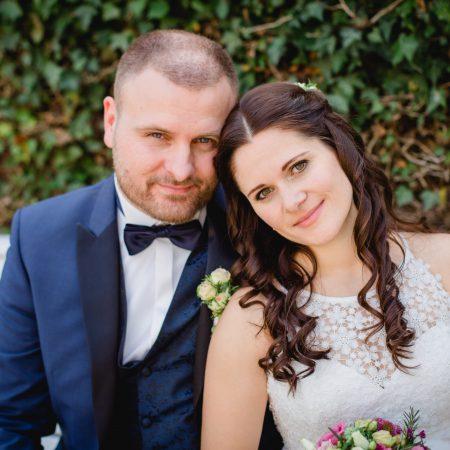 Katharina und Bernd – Hochzeitsfotografie in Ettlingen