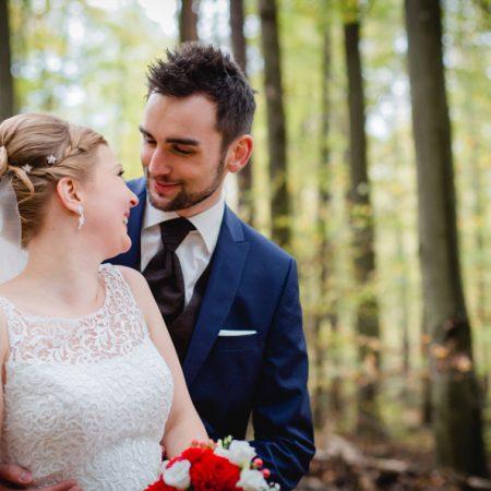 Sandra und Christian – Hochzeitsfotografie um Ettlingen