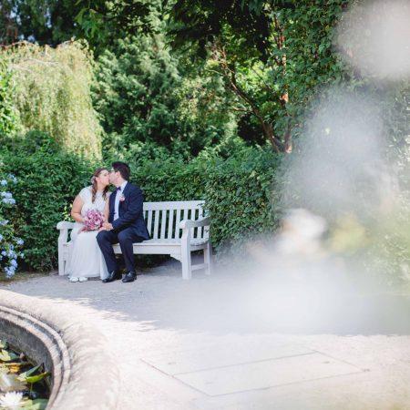 Hochzeitsfotografie in Karlsruhe – Jacqueline und Evangelos